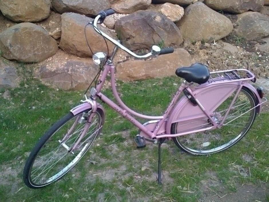 Batavus Old Dutch Bike Batavus Old Dutch Bike Pink