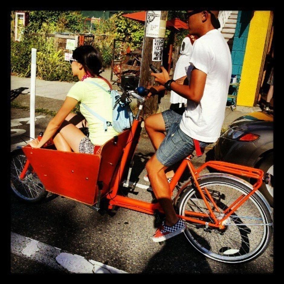 Vik the Cargobike