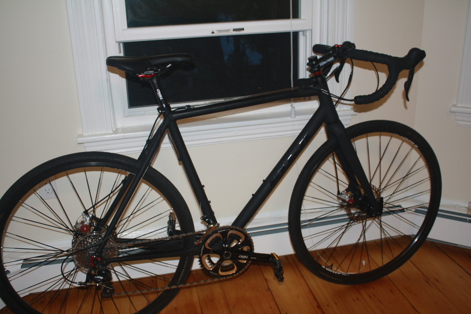 Fuji Feather Cyclocross Bike Spinlister