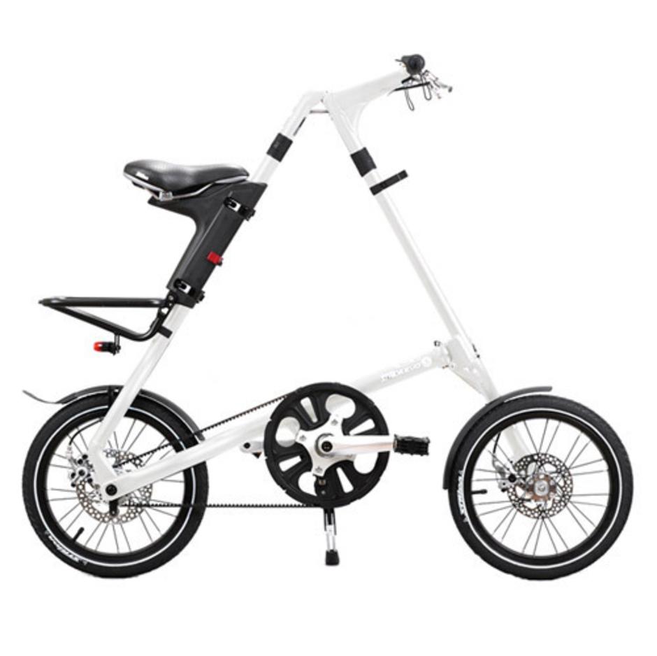 Strida Evo 3 Speed Folding Bicycle Spinlister